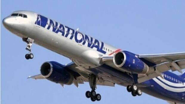 National Airlines' new non-stop flight from St. John's, Newfoundland to Orlando, Florida is scheduled to begin January 2016.