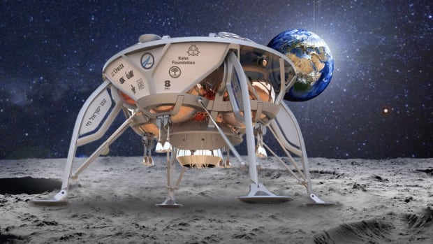 Google Lunar X Prize team sign...