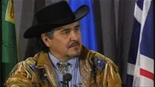 In 1999, prominent Métis leader Harry Daniels started the landmark Métis and non-status Indian rights case that is before the Supreme Court Thursday. Daniels died in 2004.