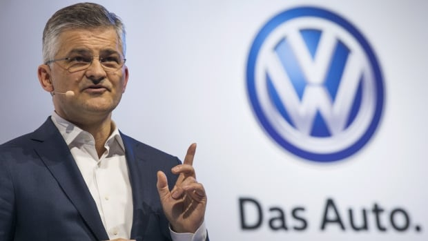 Michael Horn, president and CEO of Volkswagen Group of America, was the front man for the emissions crisis in the U.S. He is stepping down.