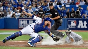 Blue Jays lose Game 1 of ALDS to Texas Rangers