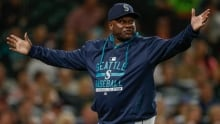 Lloyd McClendon sacked as Mariners' manager