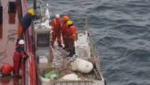 Salluit spill coast guard nunavik fuel diesel