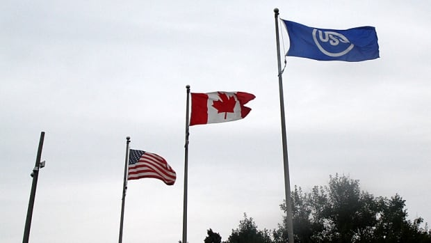 A court decision on Friday gives U.S. Steel Canada the ability to sever from its American parent company, and also stop contributing to pensioner health-care benefits and property taxes. The company's fate has been in the air since last September.