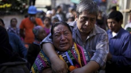 GUATEMALA-MUDSLIDE/
