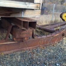 cat train sleigh