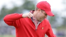 U.S. hangs on to beat Internationals for 6th consecutive Presidents Cup win