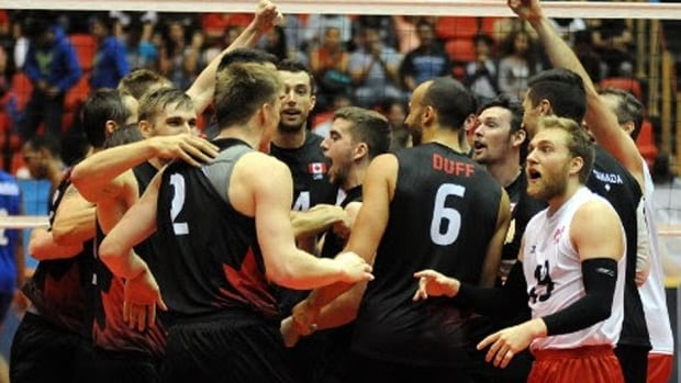 Canada's men's volleyball team posted a three sets to one victory over Cuba in the final of the NORCECA Continental Championship on Saturday night in Cordoba, Mexico. The Canadians had previously earned the right to compete at the qualifying tourney for the 2016 Summer Games in Rio de Janeiro, Brazil, that is slated for early next year.