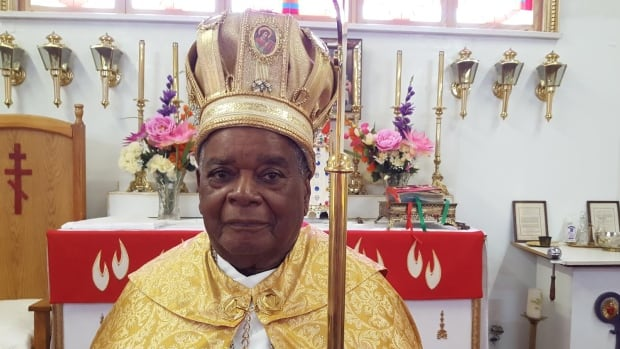 Archbishop Vincent Waterman was enthroned to the position of patriarch of the African Orthodox Church on Sunday at a ceremony in Sydney.