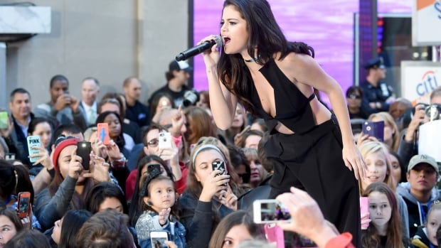 Actress and singer Selena Gomez is one of the headliners set for this year's Festival d'été de Québec, which typically draws tens of thousands of people to concerts on the Plains of Abraham and around Quebec City every summer.