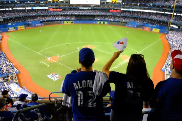 Toronto Blue Jays Playoffs