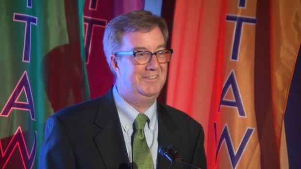 Mayor Jim Watson made the announcement Wednesday about the Juno Awards coming to Ottawa in 2017.