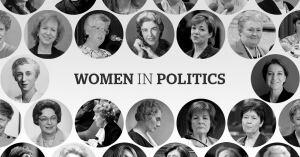 SPECIAL REPORT: WOMEN IN POLITICS