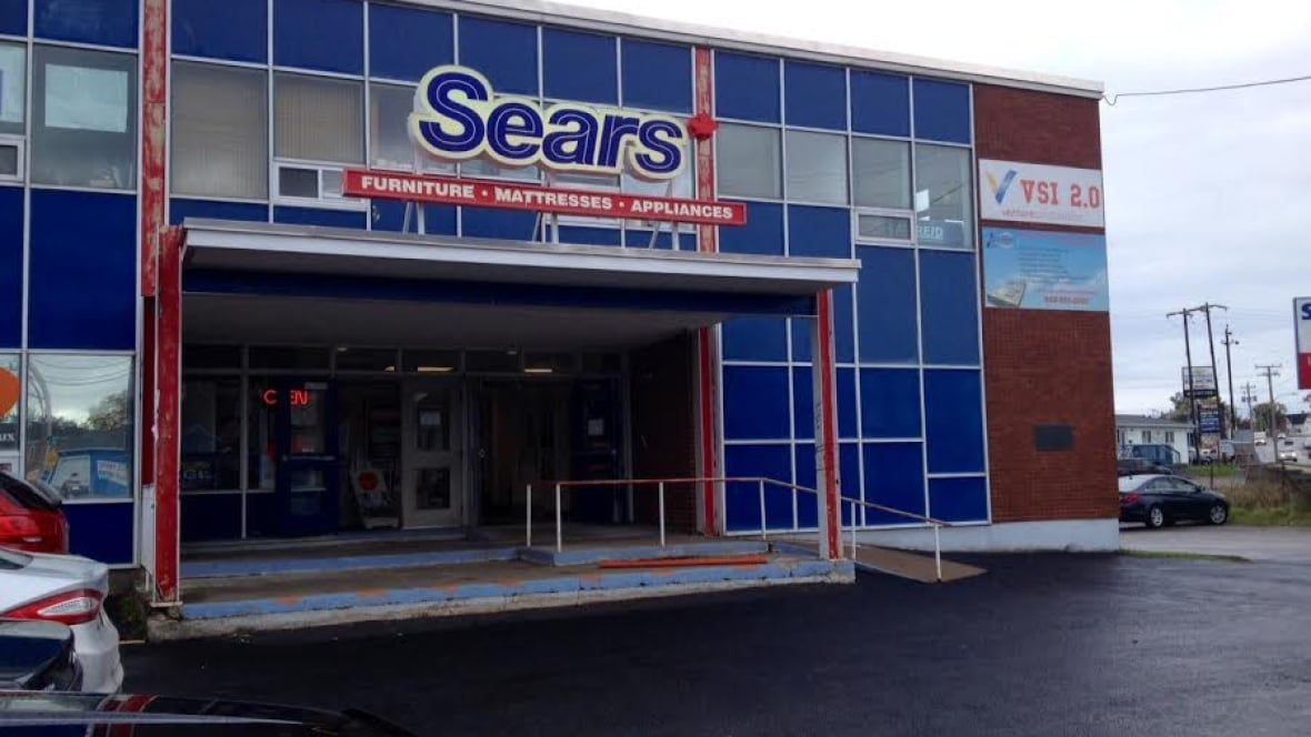 sears to close sydney store on oct 25 nova scotia cbc