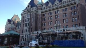 Empress Hotel employees issue strike notice ahead of long weekend
