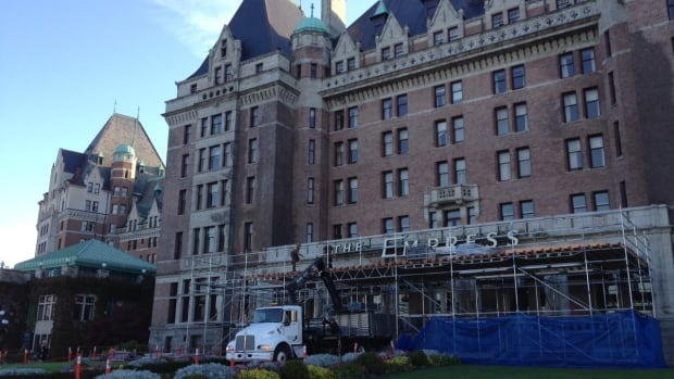 Empress Hotel workers give 72-hour strike notice