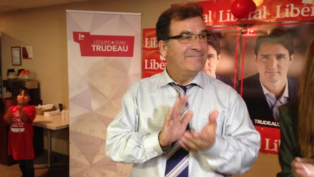 Liberal MP Bob Nault won five of 40 polls on First Nations in the riding of Kenora.