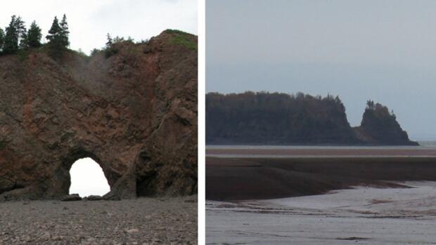 Long Island sea arch