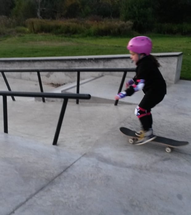 Peyton skateboards better