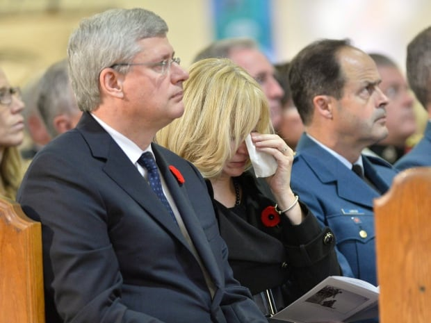 Ottawa Shooting Soldier Funeral 20141028 TOPIX