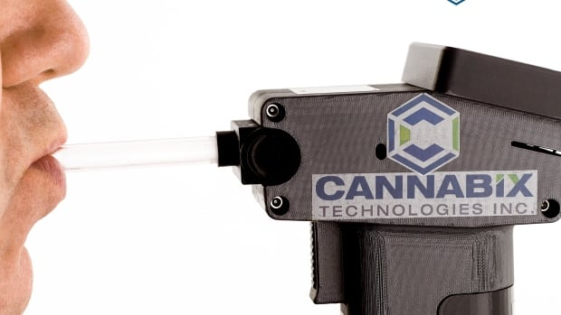 Cannabix Technologies has developed a prototype breath tester for marijuana use, but says any final product is still at least two years away.