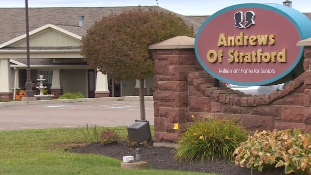 Andrews of Stratford still needs to get a provincial licence to provide nursing care.