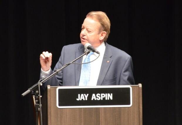 Jay Aspin