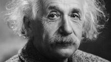 Albert Einstein at Princeton