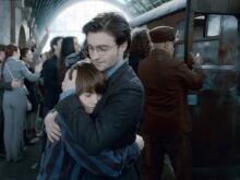 Evan Hoyle is a devoted Harry Potter fan.