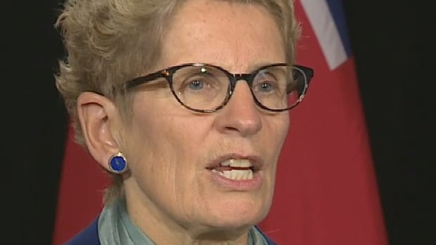 Ontario Premier Kathleen Wynne says the province will fund Walking Together, a strategy to help end violence against indigenous women.