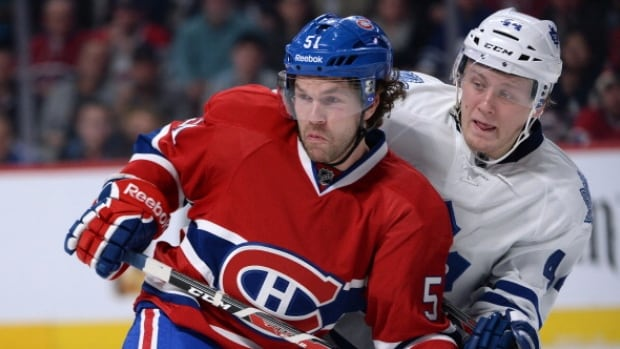 The Montreal Canadiens have moved in front of the Toronto Maple Leafs in Forbes's ranking of the NHL's most valuable teams.