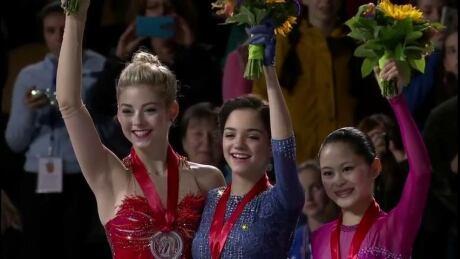 Skate America Grand Prix of Figure Skating - Women's Free Program