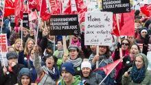 Quebec teacher strike