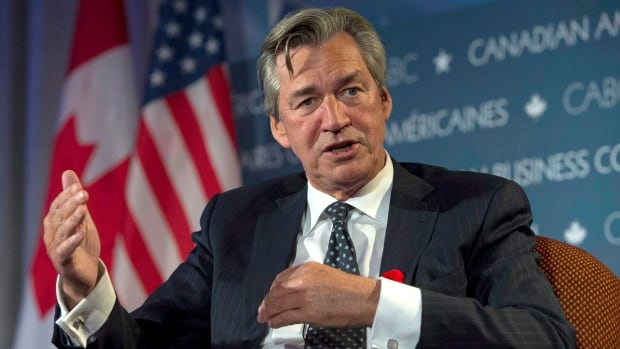 The Canadian ambassador to the U.S., Gary Doer, will be returning home to Winnipeg, after a six-year stint in Washington, D.C. as Canada's highest ranking diplomat in our neighbour to the south.