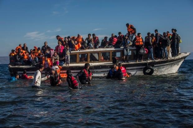 Greece Migrants/Refugees