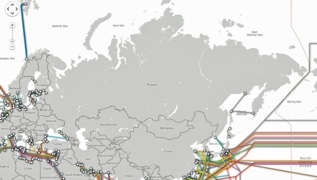 TeleGeography map Russia