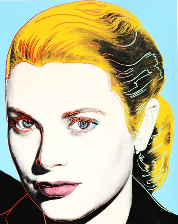 Andy Warhol: Stars of the Silver Screen exhibition