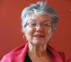 Janet Guildford, chair, Halifax Women's History Society