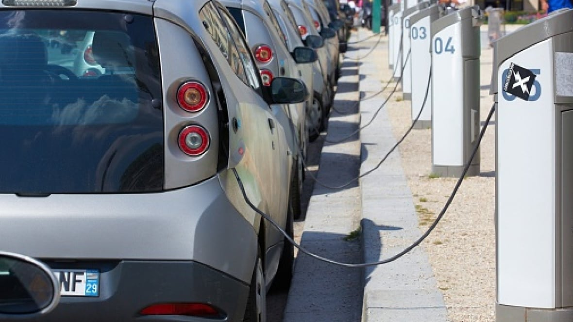 Ontario Spends 20m To Build Electric Vehicle Charging