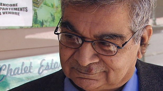 Dr. Ranjhit Chandra speaks to CBC in 2006 for a documentary. He has been accused of scientific fraud and has been stripped of his membership in the Order of Canada.