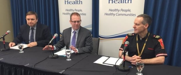 Eastern Health paramedicine report