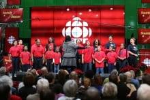 Sounds of the Season choir