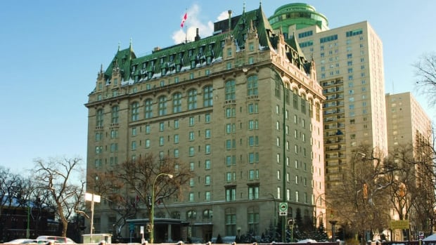 The Fort Garry Hotel was built in 1913 and Michelle McKay said employees have reported seeing blood trickle down the walls in room 202.
