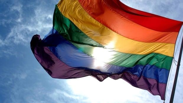 Campus - LGBT flag