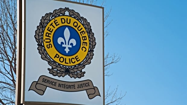 The Sûreté du Québec says that alcohol may have been a factor in the case of the cyclist.