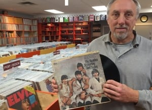 Vinyl Fans In A Spin Over New Edmonton Record Store