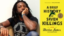 Marlon James - Writers & Company