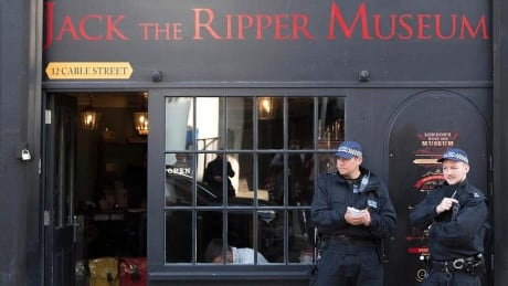 Jack the Ripper museum, London