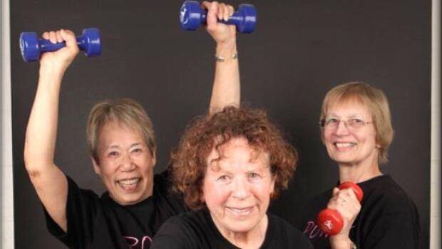 Weight lifting women