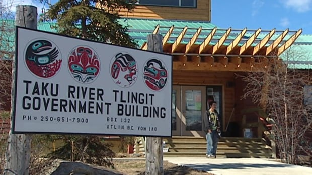 The Taku River Tlingit First Nation is based in Atlin, B.C. Its land claim lies 92 per cent in B.C. and eight per cent in Yukon.